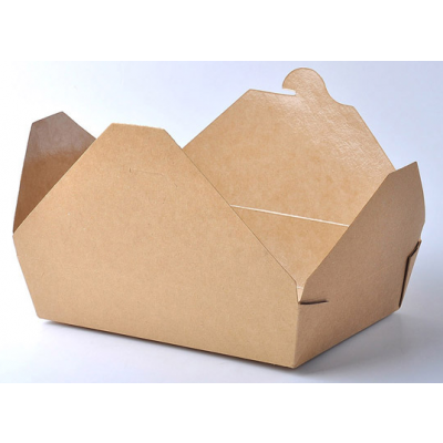 PAPÍROVÉ BOXY NA JÍDLO / LUNCH BOX